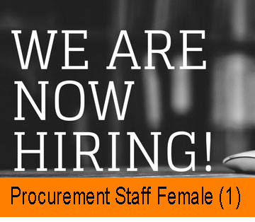 Procurement Staff Female(1)